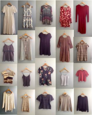 17 wardrobe dresses