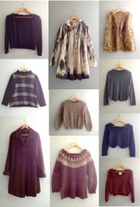 17 wardrobe jumpers