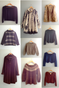 17 wardrobe jumpers